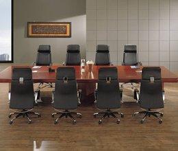 實木會議桌-05