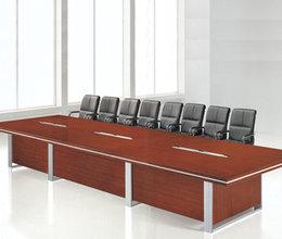 實木會議桌-07
