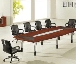 實木會議桌-08
