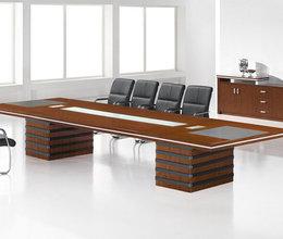 實木會議桌-09