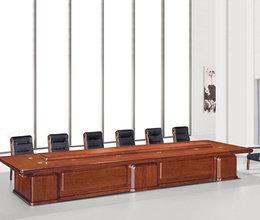 實木會議桌-10