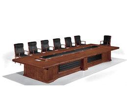 實木會議桌-11