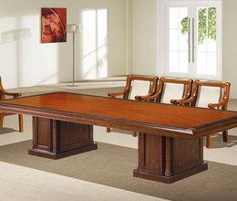 實木會議桌-12