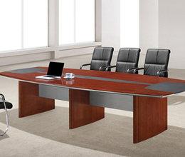實木會議桌-13