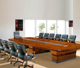 實木會議桌-18