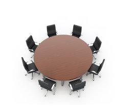 板式會議桌-15