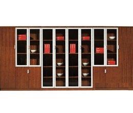 实木文件柜-01
