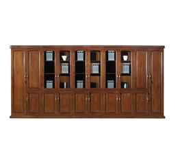 实木文件柜-10