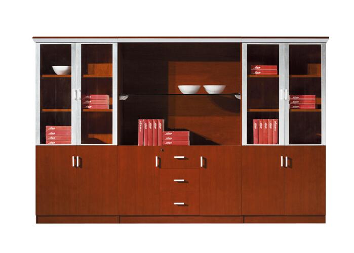 实木文件柜-12