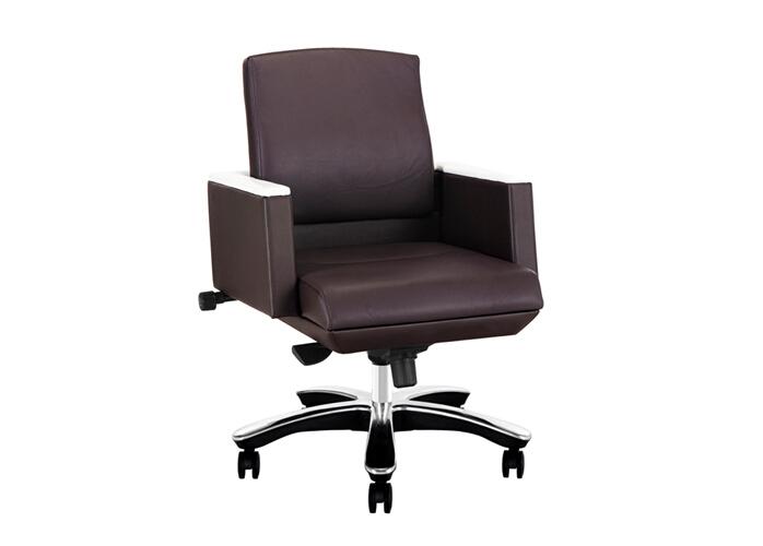 皮质办公椅-10