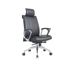 皮质办公椅-18