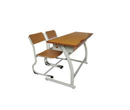 学生课桌椅-07