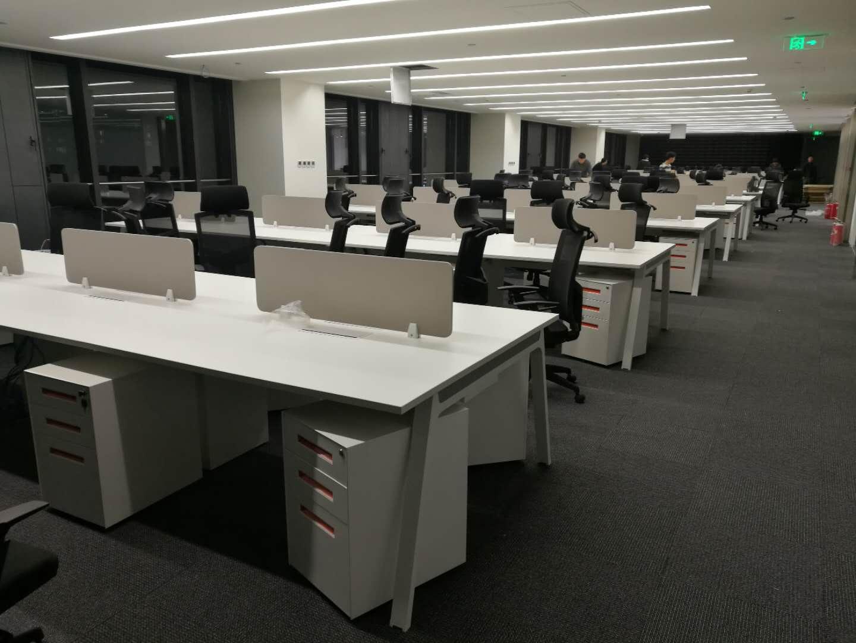北京科技公司办公室家具案例