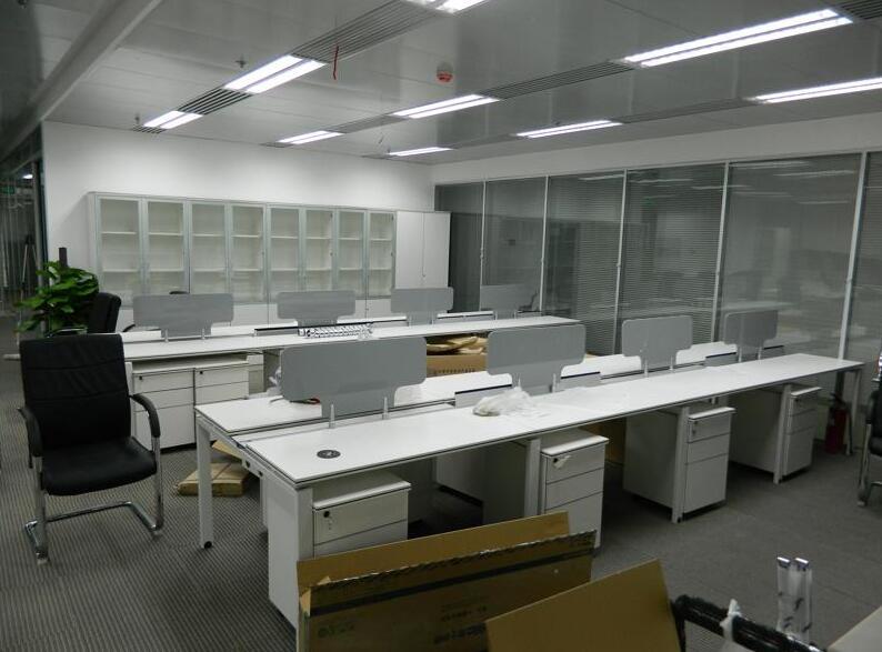 山东控股集团北京办公室家具案例