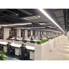 北京CBD科技公司办公室项目